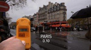 Paris est radioactif ?!?! La Promesse de Pandore explique que la radioactivité est partout.